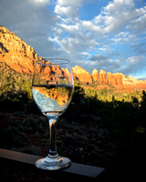 Sedona Wine Glass